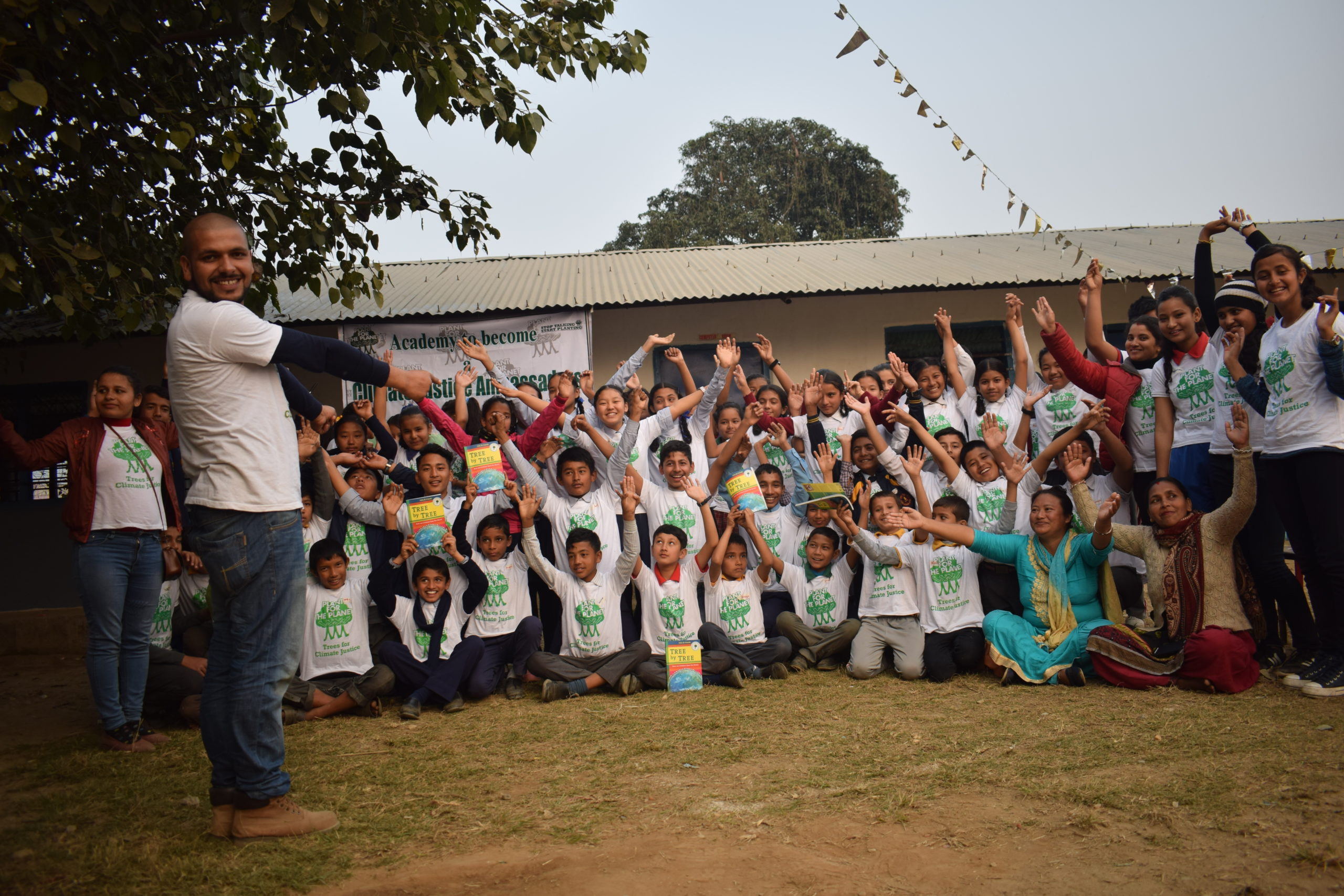 "Featured image for ""63 children participate in the second Academy in Chitwan"""
