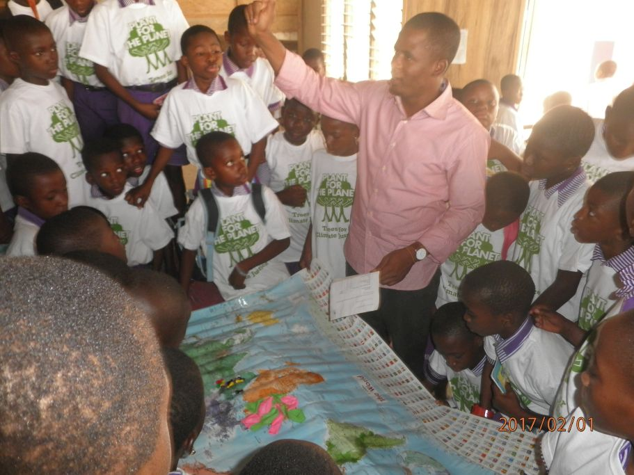 """Featured image for """"13 Academies took place in Ghana in Februar and March 2017"""""""
